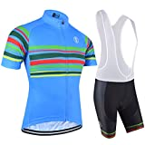 BXIO Brand Quick Dry Cycling Sets Cool...