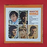 ANIMALS The Best Of Vinyl VG+ Cover VG+ GF MGM SE 4324