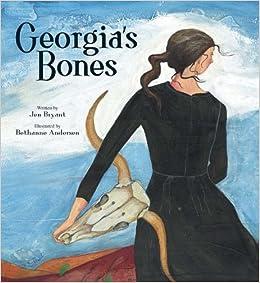 Book Georgia's Bones