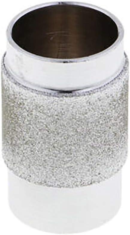 Medium Grade 1 x 1 x 3//16 40 Units Aluminum Oxide A//O Unitized Wheel Standard Abrasives 852105 Type 521
