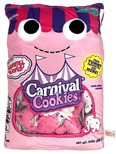 Kidrobot Yummy World Chloe Carnival Cookies XL Plush from Kidrobot