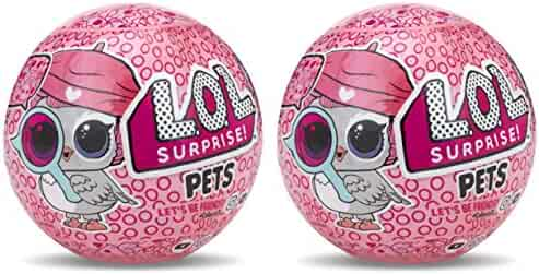 L.O.L. Surprise! Pets Series 4 (2 Pack), Standard