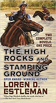 The High Rocks and Stamping Ground (Page Murdock Novels)