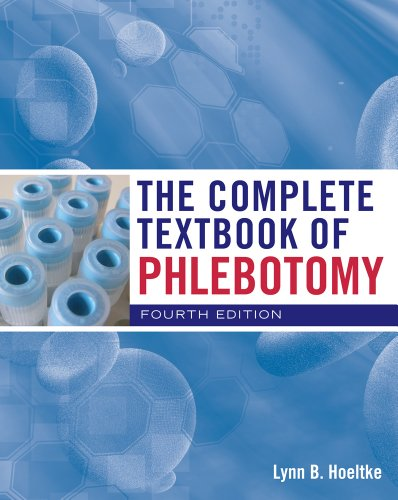 The Complete Textbook of Phlebotomy by Brand: Cengage Learning