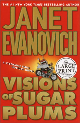 Download Visions of Sugar Plums (Random House Large Print) pdf