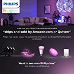Philips Hue Bluetooth Smart Lightstrip Plus 2m/6ft Base Kit with Plug, (Voice Compatible with Amazon Alexa, Apple… 14