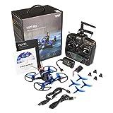 Weyland Quadcopter Racing Drone Kit with Fpv HD Camera/Devo 7 Remote Control/F3 Fight Control/Live Video Transmitter(BatteryX2) WD110