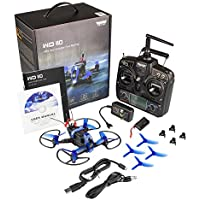 Weyland WD110 Quadcopter Racing Drone Kit with Devo 7 Remote Control/F3 Fight Control/Fpv Camera/Video Transmitter(BatteryX2)
