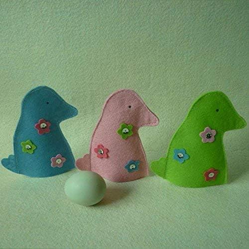 Inzopo Egg Cosies Set of 3 Duck Pattern