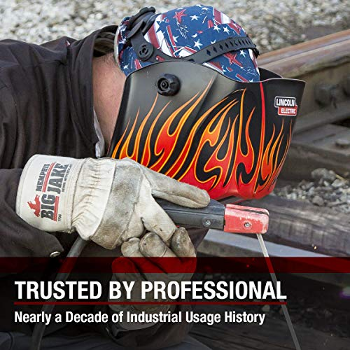 Lincoln Electric Welding Doo Rag | Mesh Inside Liner | All American Print |K3204-ALL