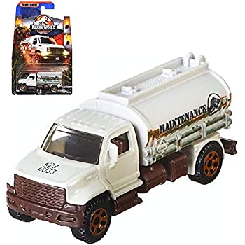 Amazon.com: Jurassic World Diecast Fleetwood Sounthwind RV ...