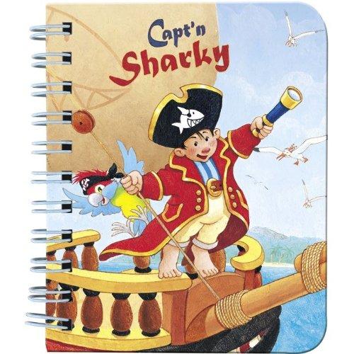 Spiegelburg 21483 Notizblock Captn Sharky