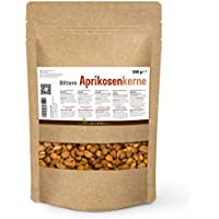 NATURACEREAL Semillas de Albaricoque Amargo 500 gr.