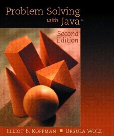 Problem Solving With Java  Update  2Nd Edition