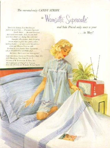 wamsutta supercale sheets - 2