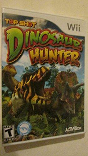 Top Shot Dinosaur Hunter (Game Only) Nintendo Wii