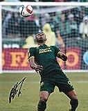 #1: FANENDO ADI signed (PORTLAND TIMBERS) SOCCER 8X10 photo W/COA #3 - Autographed Soccer Photos