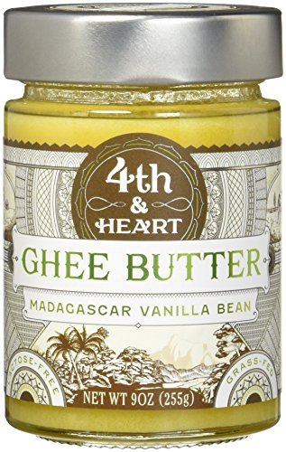 4th Heart Vanilla Grass Fed Butter product image