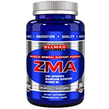 Allmax ZMA, 90 Capsules