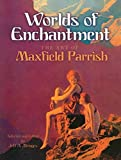 img - for Worlds of Enchantment: The Art of Maxfield Parrish (Dover Fine Art, History of Art) book / textbook / text book