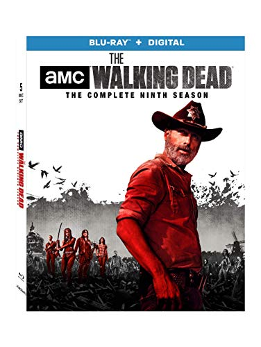 Walking Dead, The (season 9) [Blu-ray]