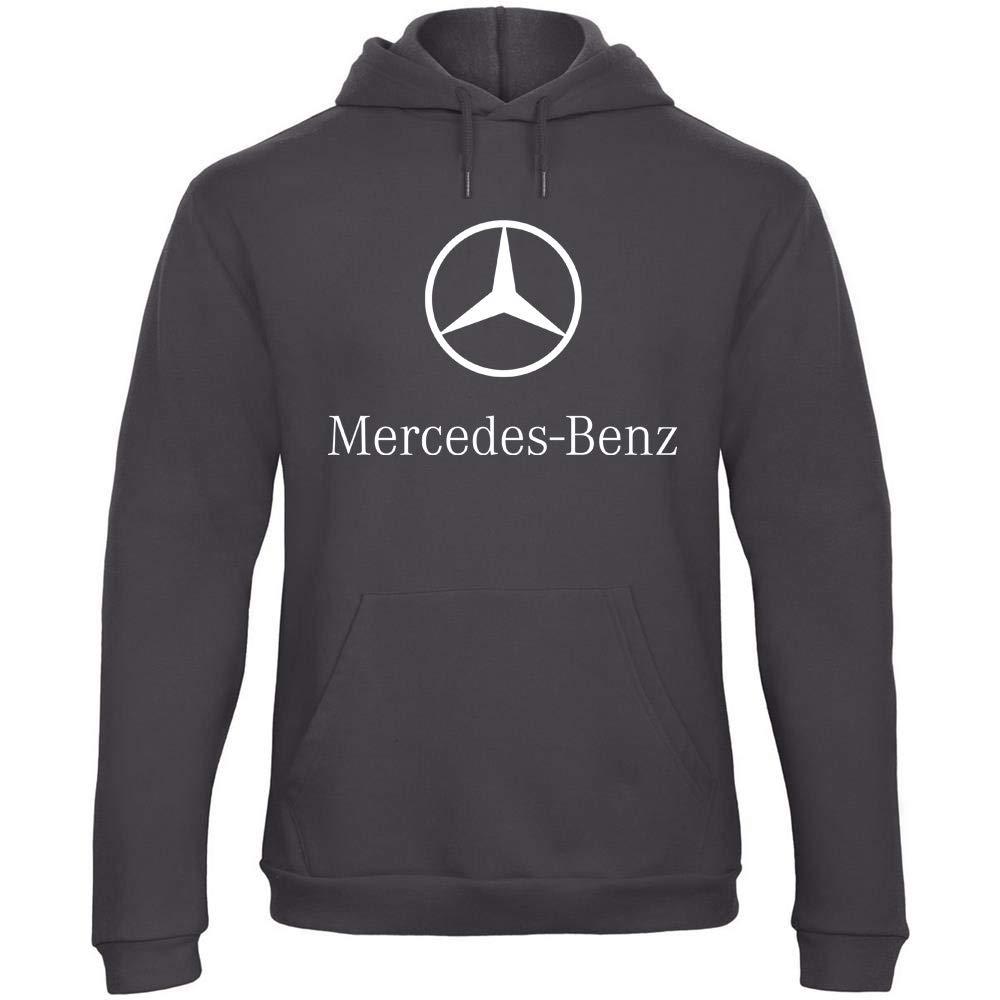 ZETAMARKT Felpa con Cappuccio Mercedes Benz AMG Racing