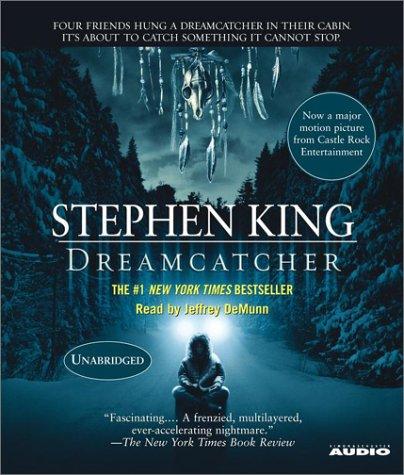 Dreamcatcher MovieTie In Amazonde Stephen King Jeffrey DeMunn Simple The Dream Catcher Movie
