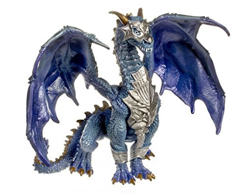 Toy Dragons Collection Guardian Dragon - Draco Custos from Safari