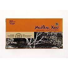 Chios Mastic Gum Medium Tears 50 Gr - 100% Fresh Original Xios (Masticha or Mastixa)