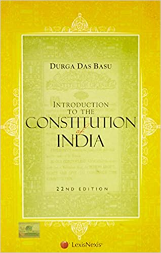 Indian polity by DD Basu