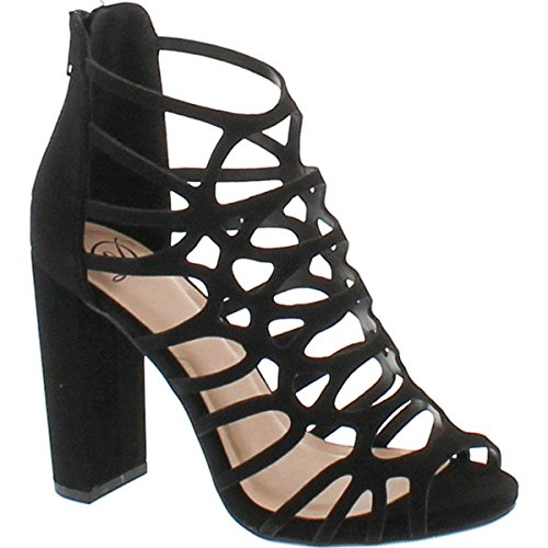 Delicious womens Sandal Wrapped chunky product image