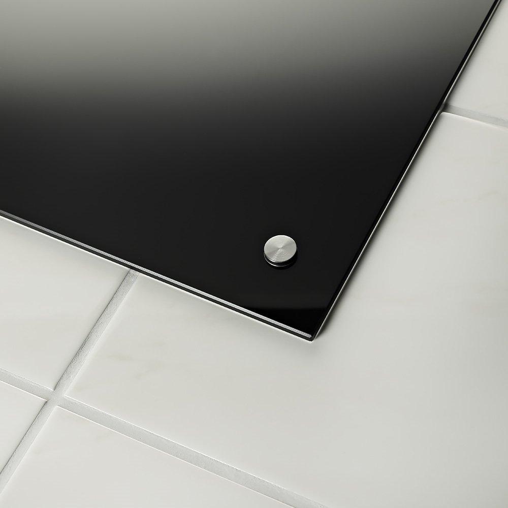 spritzschutz k che glas schwarz sp lbecken k che roller mit essplatz spritzschutz tulpen. Black Bedroom Furniture Sets. Home Design Ideas