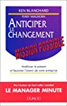 Anticiper le changement mission possible par Blanchard