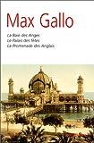 Romans : La Baie des anges - Le Palais des fêtes - La Promenade des Anglais
