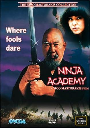 Ninja Academy [Reino Unido] [DVD]: Amazon.es: Cine y Series TV