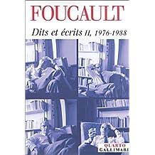 DITS ET ÉCRITS T02 (1976-1984)