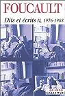 Dits et Ecrits, tome 2 : 1976 - 1988 par Foucault