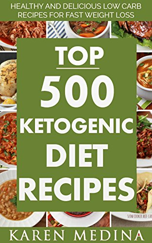 Top 500 Ketogenic Diet and Low Carb Diet Recipes Cookbook Bundle: (Vegan, Muffins, Dump Meals, Donut, Freezer Meals, Waffles, Egg, Fat Bombs, Ice-Cream & Popsicles, Cup cake)
