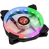 RAIJINTEK Iris Rainbow 12RGB LED ventola di raffreddamento–120mm