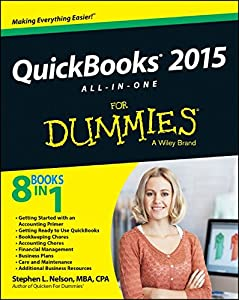 QuickBooks 2015 All-in-One For Dummies from For Dummies