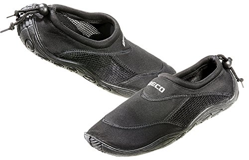 Beco Zapatillas de surf Hombre negro - negro