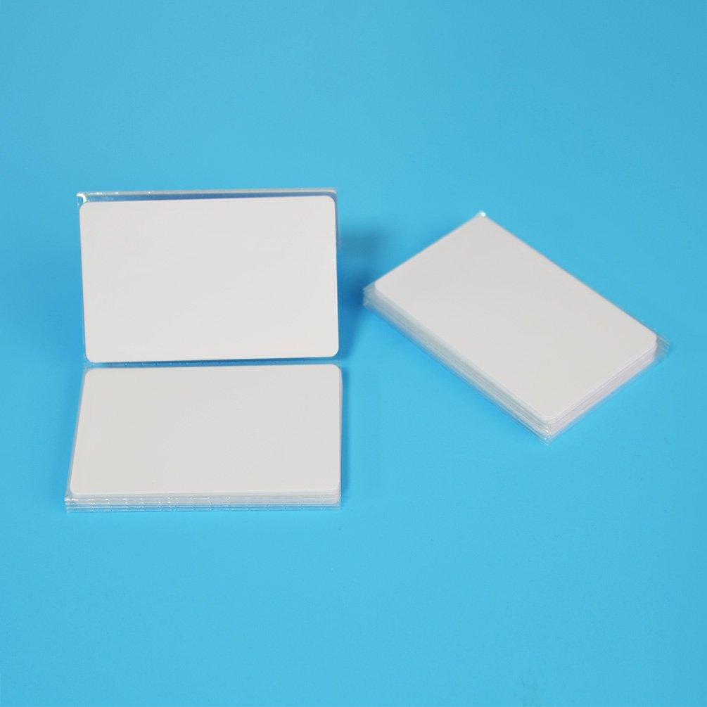 Compatibili con Tutti i Smartphone con Tecnologia NFC Formato Carta di Credito TimesKey 40 NFC Tag PVC Carta - NXP NTAG215 Compatibile con Tagmo Amiibo,540 Byte