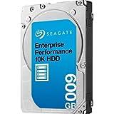 Seagate Enterprise Performance 10K HDD ST600MM0109 - Hybrid hard drive - encrypted - 600 GB (16 GB Flash) - internal - 2.5 SFF - SAS 12Gb/s - 10000 rpm - buffer: 256 MB - Self-Encrypting Drive (SED)