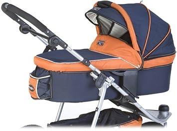 Amazon.com: Valco bebé bassinet (trimode/ZEE), azul marino ...