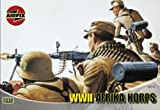 Airfix A01711 1:72 Scale Afrika Corps Figures Classic Kit Series 1