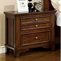 247SHOPATHOME Idf-7781N, nightstand, Cherry