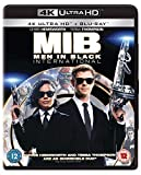Men In Black: International [4K Ultra HD] [Blu-ray] [2019] [Region Free]