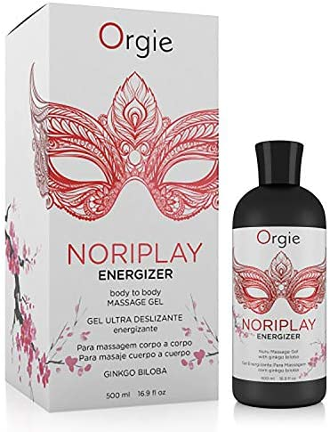 Orgie Nori Play - Nuru Massagegel, 500 ml