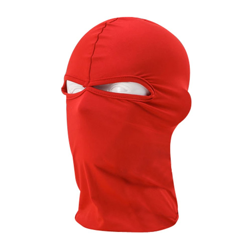 Greenlans Unisex Outdoor Motorcycle Full Face Mask Lycra Balaclava Ski Neck Protection