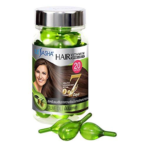 Lesasha Hair Vitamin olive oil 20 Capsule